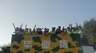 """""""欧亚经开 绽放异彩"""" ——2015长春欧亚商业连锁欧亚经开区拓展训练"""
