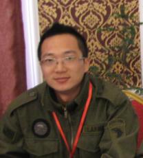 李国荣教练